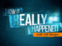 How It Really Happened with Hill Harper TV show on HLN: (canceled or renewed?)