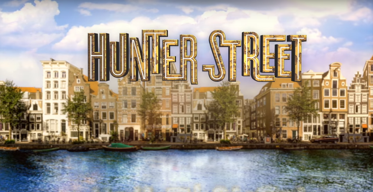 Hunter street comedy adventure series coming to - The home hunter ...