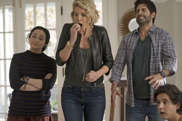 Imaginary Mary TV Show: canceled or renewed?