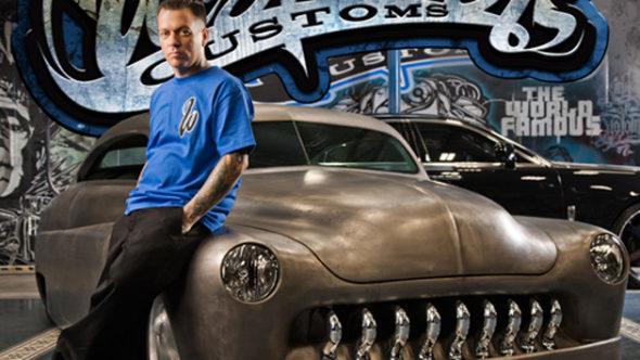 Inside West Coast Customs TV show on Velocity: (canceled or renewed?)