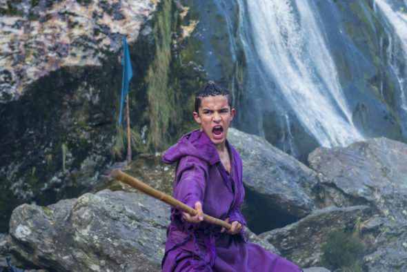 Into the Badlands TV show on AMC: canceled or season 3? (release date)