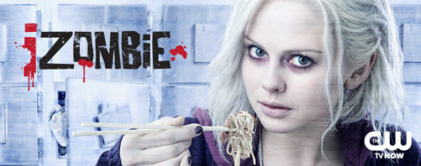 iZombie TV show on The CW: season 3 ratings (canceled or season 4?)