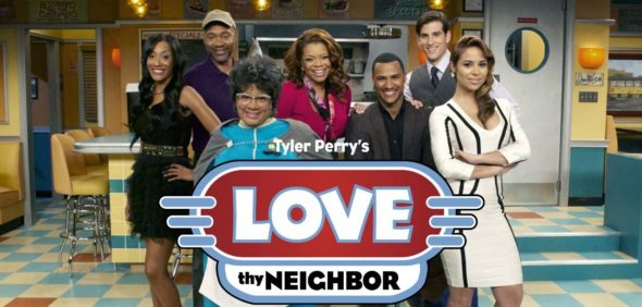 Love Thy Neighbor TV show on OWN: ratings (canceled or seaosn 5?)