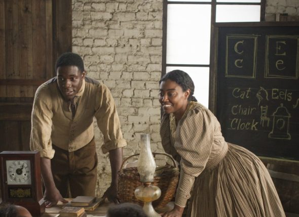 Mercy Street TV show on PBS: canceled, no season 3 (canceled or renewed?)