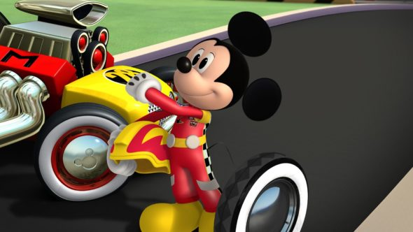 Mickey and the Roadster Racers TV show on Disney Junior: season 2 renewal (canceled or renewed?)