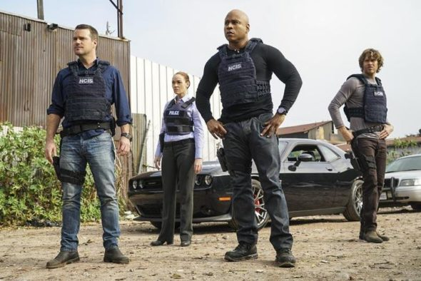 NCIS: Los Angeles TV show on CBS: season 9