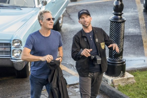 NCIS: New Orleans TV show on CBS: season 4