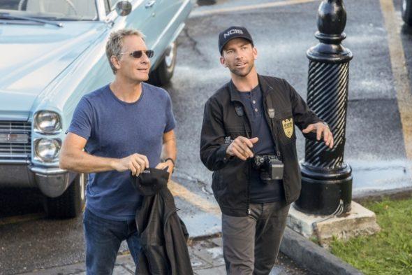 NCIS: New Orleans TV show on CBS: season 4