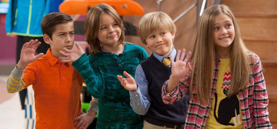 Nicky, Ricky, Dicky & Dawn TV show on Nickelodeon: season