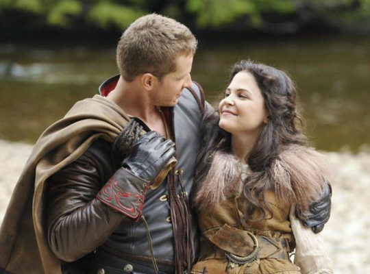 Once Upon a Time TV show on ABC: (canceled or renewed?)