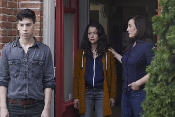 Orphan Black TV show on BBC America: season 5 (canceled or renewed?)