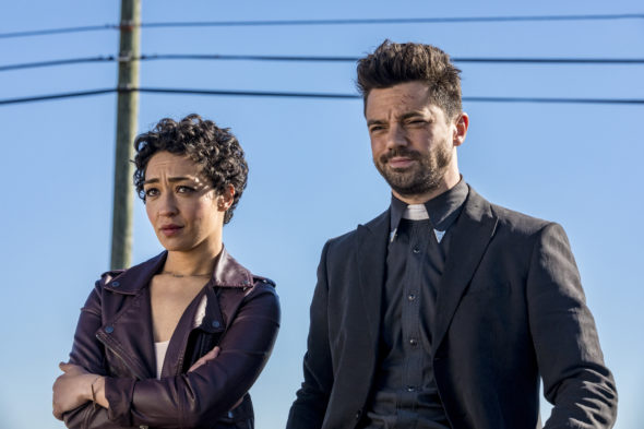 Preacher TV show on AMC: season 2 premiere (canceled or renewed?)