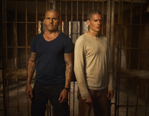 Prison Break TV show on FOX: canceled or season six (release date?)