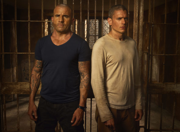 Prison Break TV show on FOX: canceled or season six (release date?)