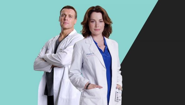 Saving Hope TV show on ION: season 5 premiere (canceled or renewed?)