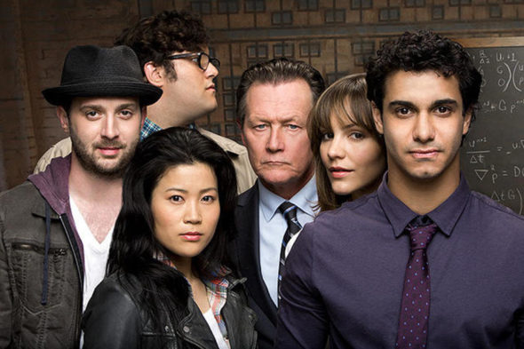 Scorpion TV show on CBS: season 4