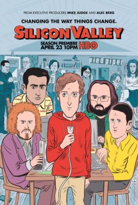 Silicon Valley TV show on HBO: (canceled or renewed?)