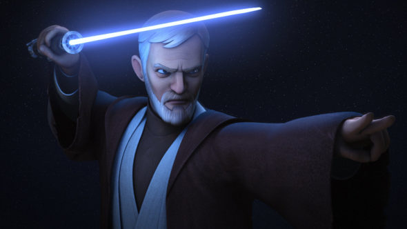 Star Wars Rebels TV show on Disney XD: season 4 renewal (canceled or renewed?)