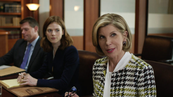 The Good Fight TV show on CBS: (canceled or renewed?)