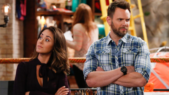 The Great Indoors TV show on CBS: (canceled or renewed?)