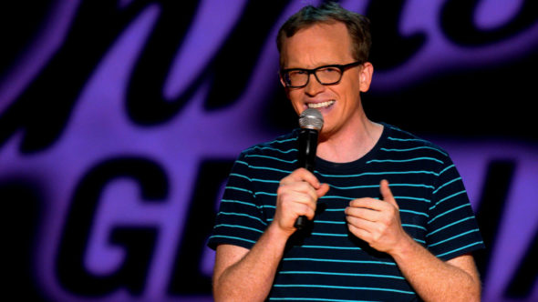 The Half Hour TV show on Comedy Central: (canceled or renewed?)