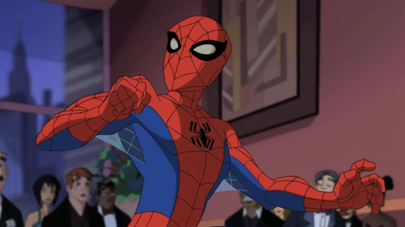 The Spectacular Spider-Man TV show: (canceled or renewed?)