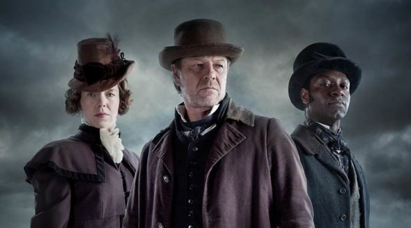 The Frankenstein Chronicles TV show on ITV: (canceled or renewed?)