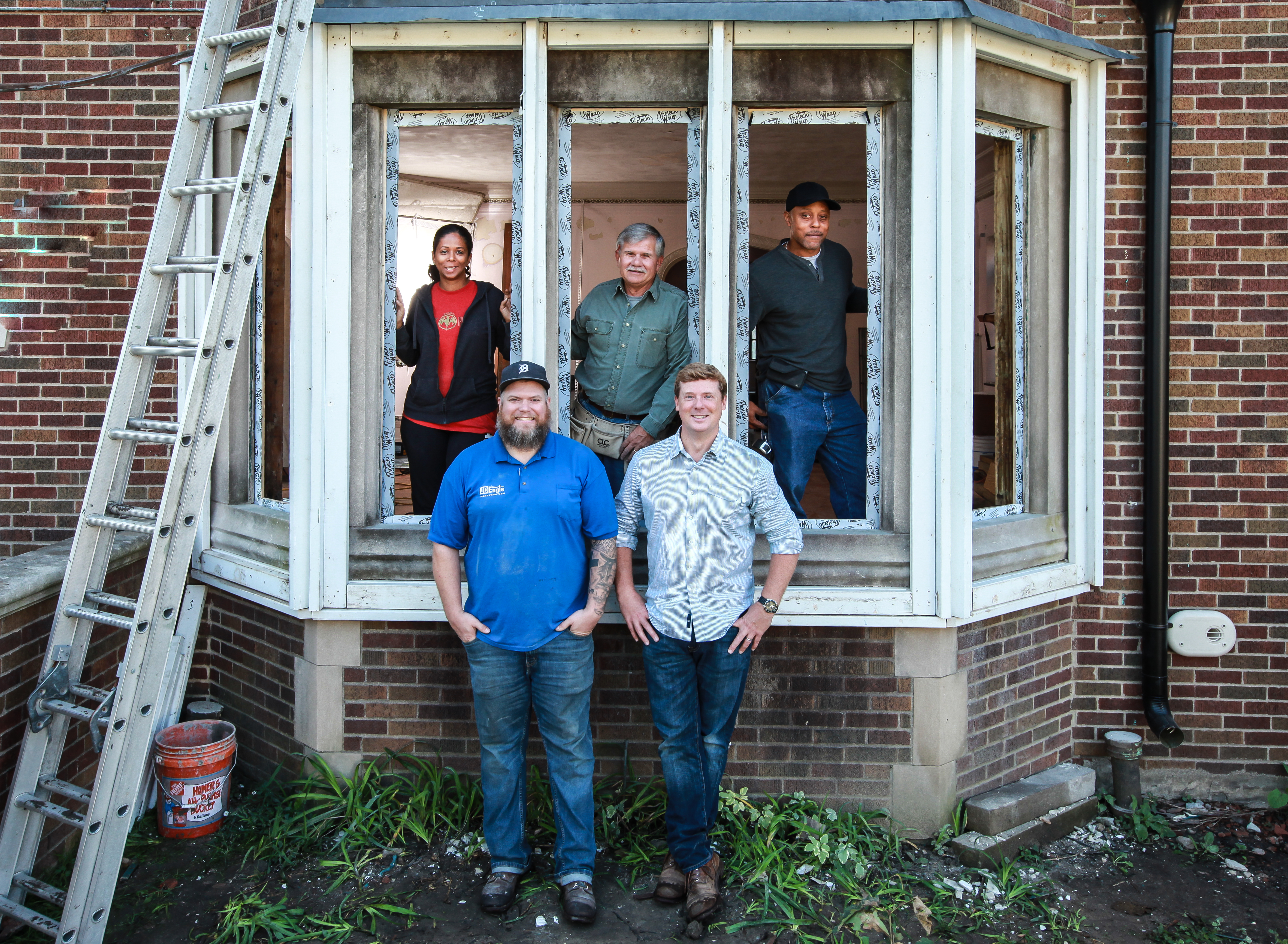 This Old House Season 37 Of Pbs Series Goes To Detroit Canceled
