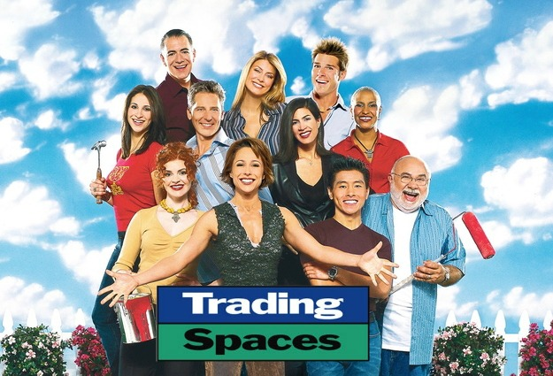 Trading spaces tlc reviving cancelled tv series canceled tv shows tv series finale - Tlc house shows ...