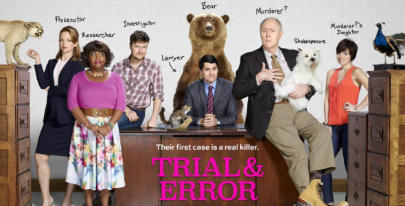Trial & Error TV show on NBC: season 1 ratings (canceled or renewed for season 2?)
