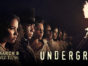 Underground TV show on WGN America: season 2 ratings (canceled or renewed for season 3?)