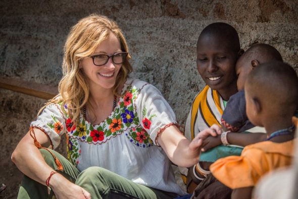 Julia Roberts on Running Wild with Bear Grylls TV show on NBC: canceled or renewed?