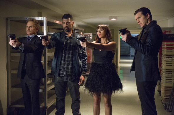 Angie Tribeca TV show on TBS: canceled season 4? (canceled or renewed?)