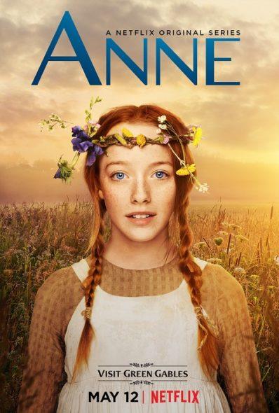Anne TV show on Netflix: season 1 key art (canceled or renewed?)
