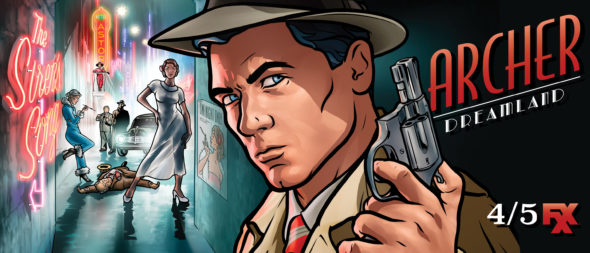 Archer TV show on FXX: season 8 ratings (canceled or season 9?)