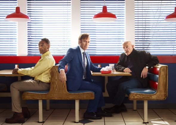 Better Call Saul TV show on AMC: canceled or season 4? (canceled or renewed?)