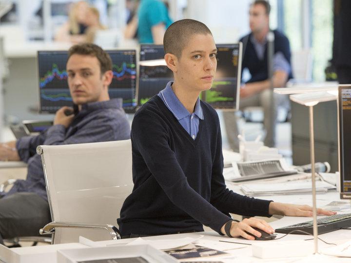 Billions: Season Three; Asia Kate Dillon Becoming Series ...