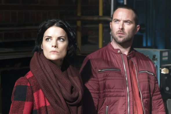 Blindspot TV Show: canceled or renewed?