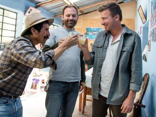 Booze Traveler TV show on Travel Channel: (canceled or renewed?)