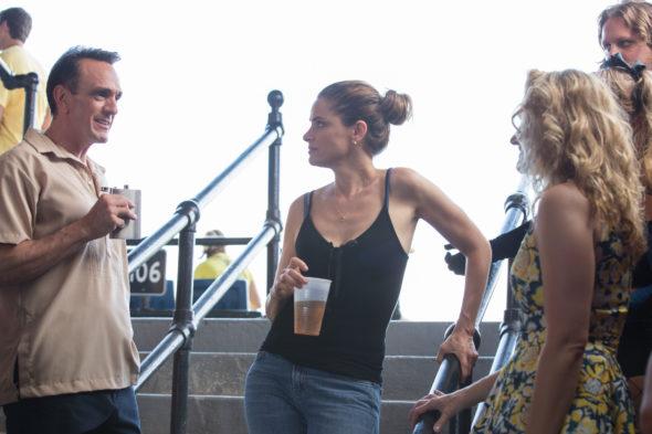 Brockmire TV show on IFC: season 2 renewal (canceled or renewed?)