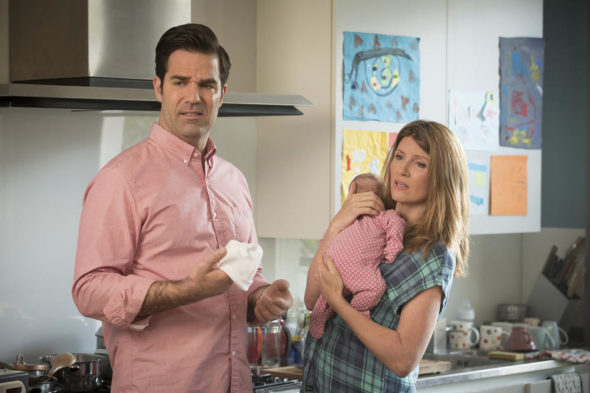 Catastrophe TV show on Amazon: (canceled or renewed?)