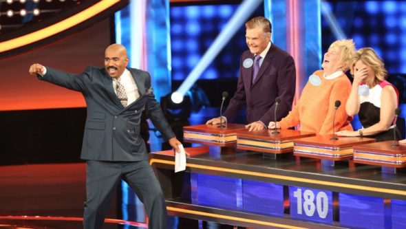 Celebrity Family Feud TV show on ABC: (canceled or renewed?)