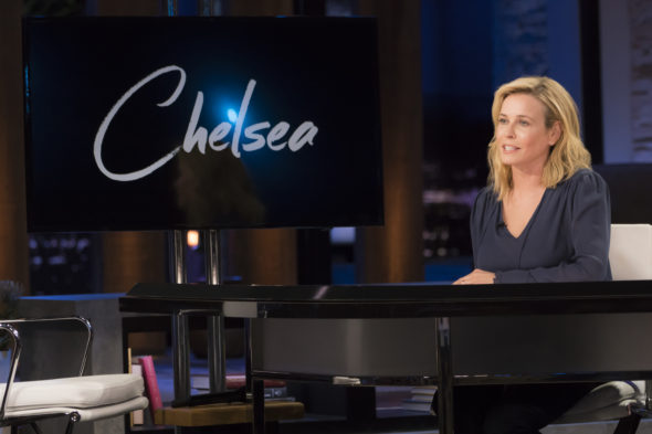 Chelsea Handler to End Her Netflix Talk Show After Two Seasons