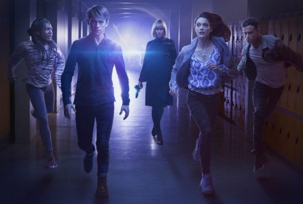 Class TV show on BBC America: season 1 ratings (canceled or renewed for season 2?)