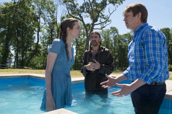 Crashing TV show on HBO: season 2 (canceled or renewed?)