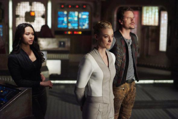 Dark Matter TV Show: canceled or renewed?