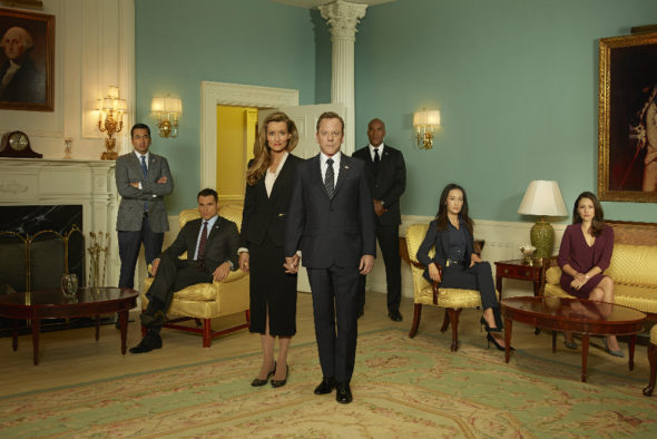 Designated Survivor TV show on ABC: season 2 (canceled or renewed?)