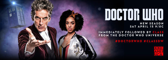 Doctor Who TV show on BBC America: season 10 ratings (canceled or 11?)