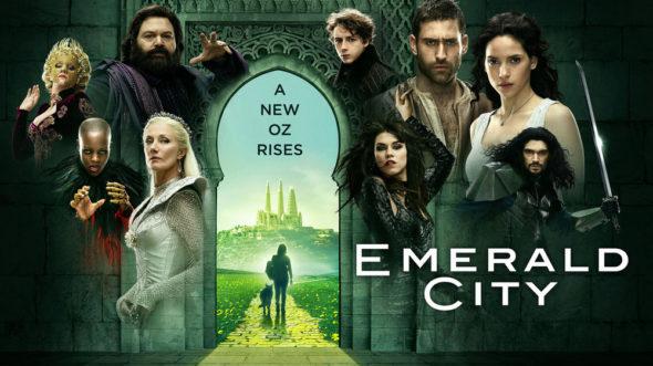 Emerald City TV Show on NBC: Canceled, no Season 2 (canceled or renewed?)