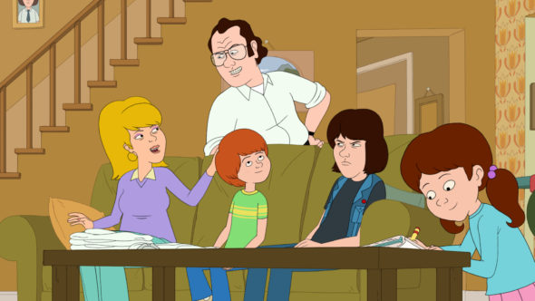 F is for Family TV show on Netflix: season 2 (canceled or renewed?)